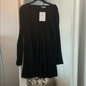 Zara Long Sleeve Dress - with tags never worn